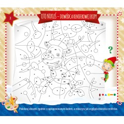 Wesoła Zgraja Świętego Mikołaja 4-6lat