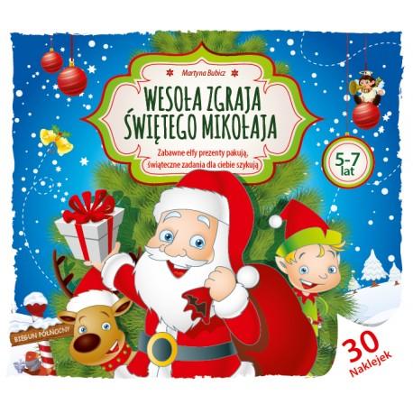 Wesoła zgraja świętego Mikołaja 5-7lat