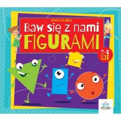 Baw się z nami figurami 3-5lat