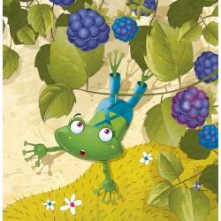 Kolejne emocje i rozterki żabki Amelki