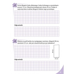 Zbiór zadań dla klasy 3