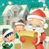 Niesforny elf