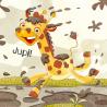 Bajeczki z morałem - Modna żyrafa