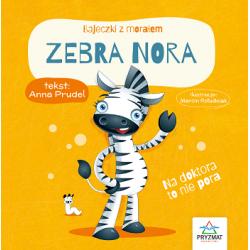 Bajeczki z morałem - Zebra...